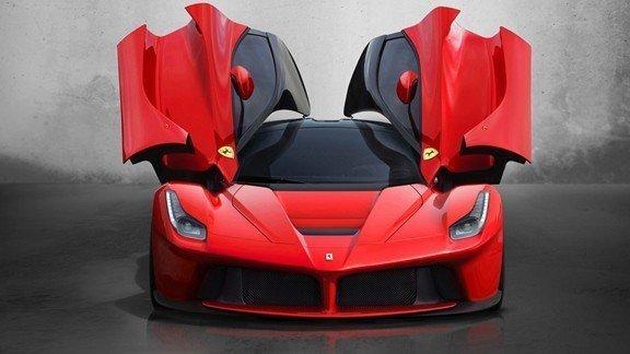 Ferrari Hd Duvar Kağıtları