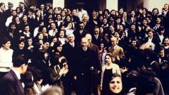 Atatürk'ün Gençliğe Hitabesi ve Günümüz Türkçesiyle Anlamı