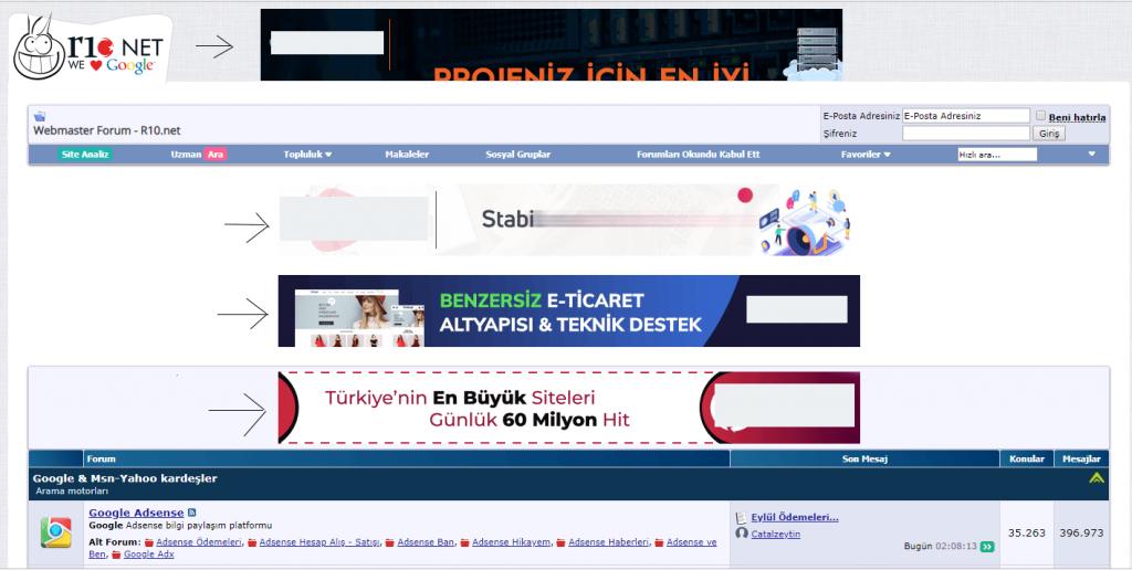 internet siteleri nasıl para kazanıyor banner