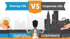 Kariyerinizin ilk adımları için karşılaştırdık: Startup vs Kurumsal Firmalar