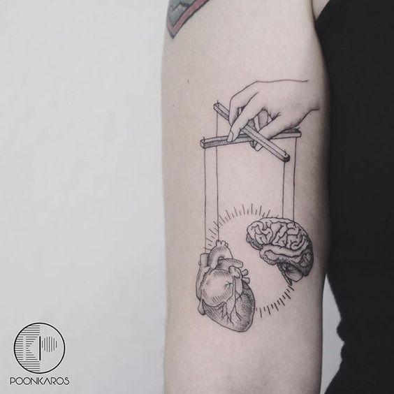 yaratıcı dövme modelleri ve fikirleri 5
